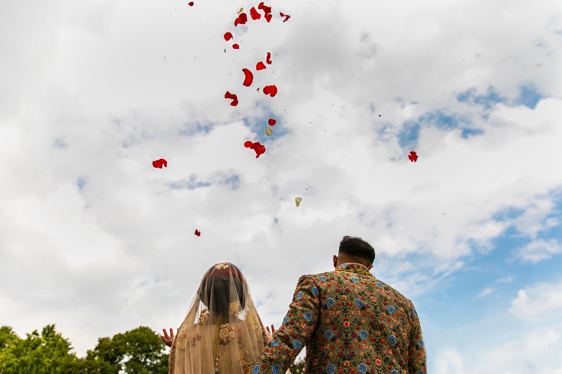 Hindu Wedding Vidhai ceremony