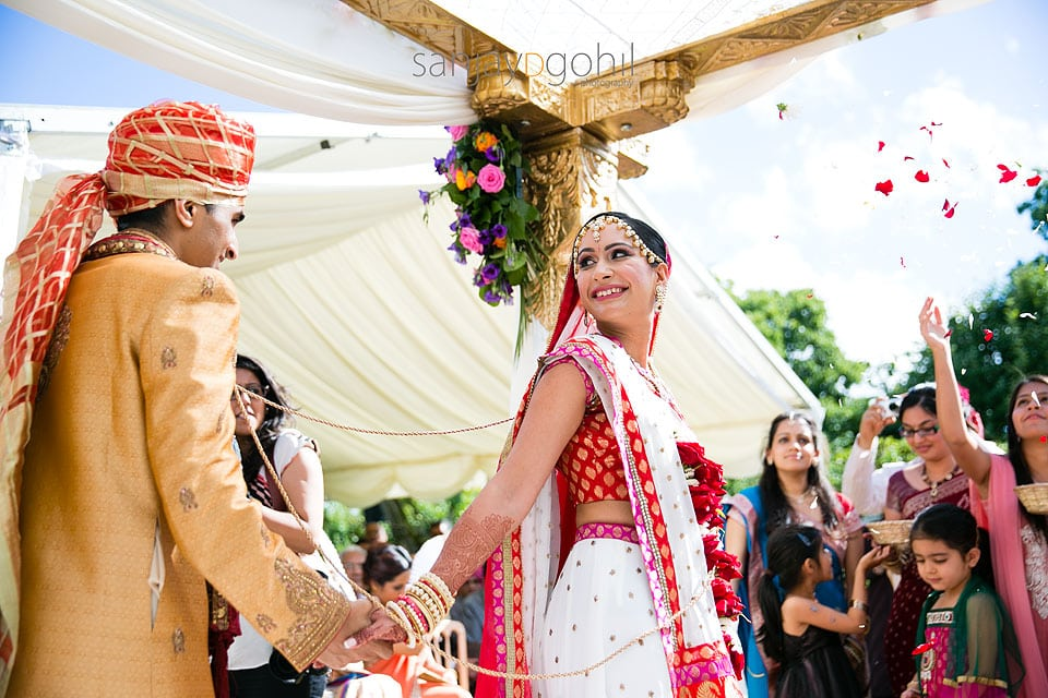 Asian Wedding Phera