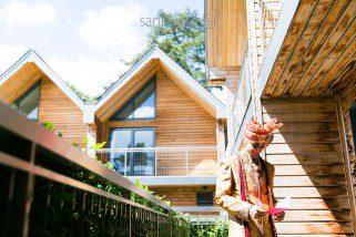 Hindu Wedding groom at Northbrook Park