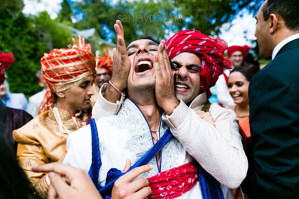 Hindu Wedding Guests