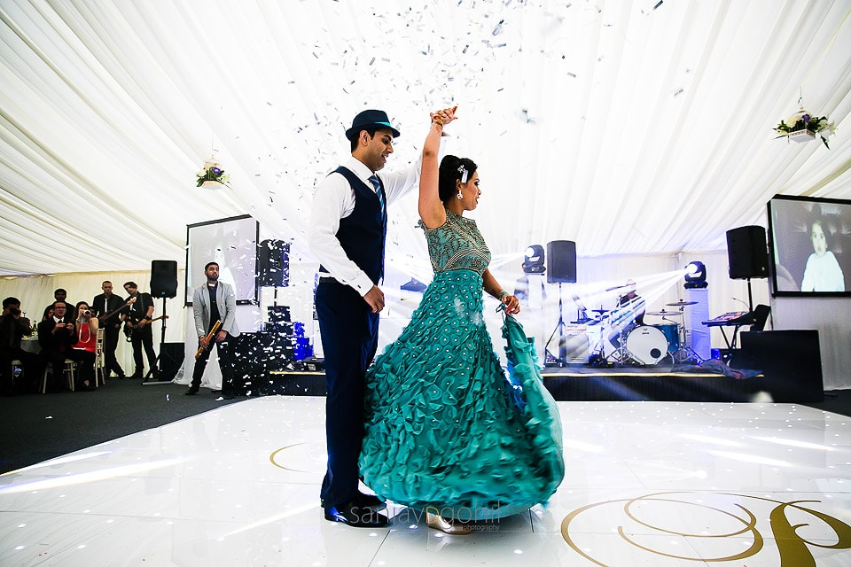 Asian Wedding 1st dance