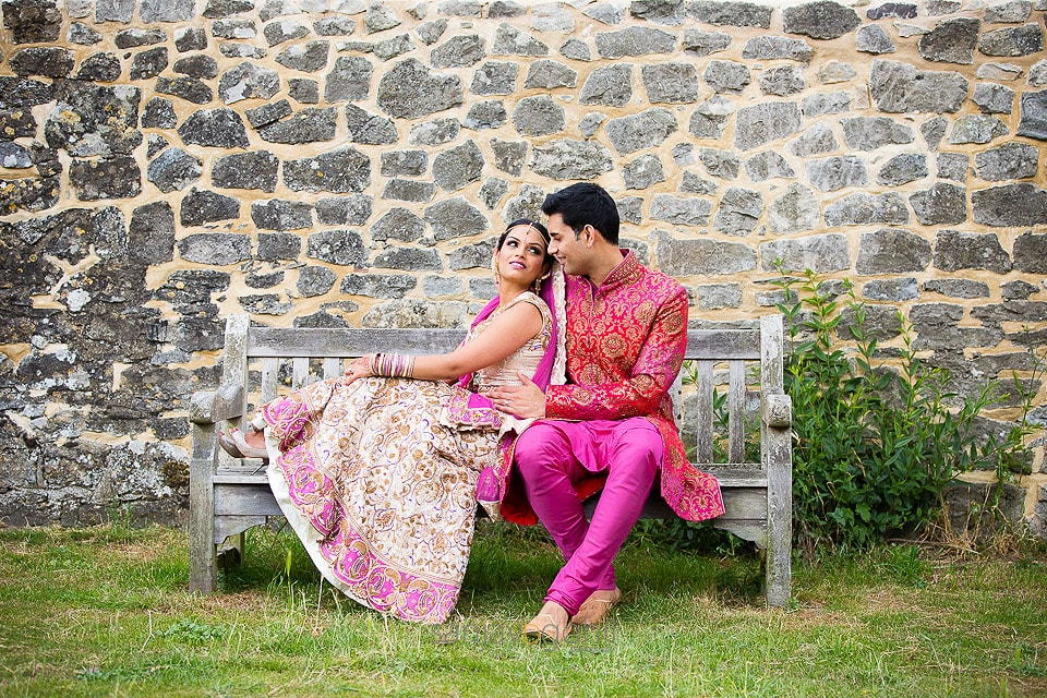Hindu Wedding portrait session