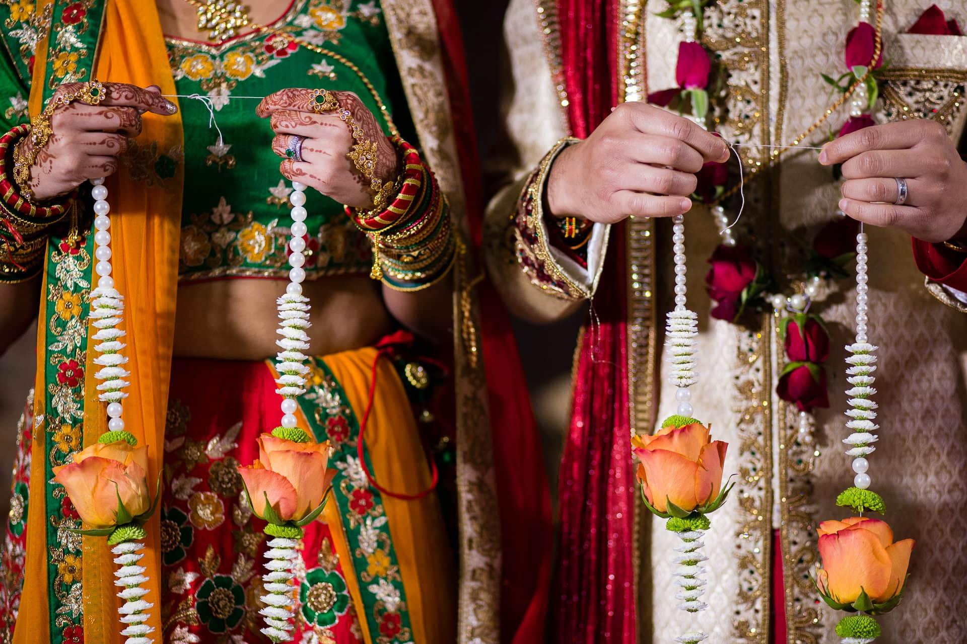Asian Wedding Garlands