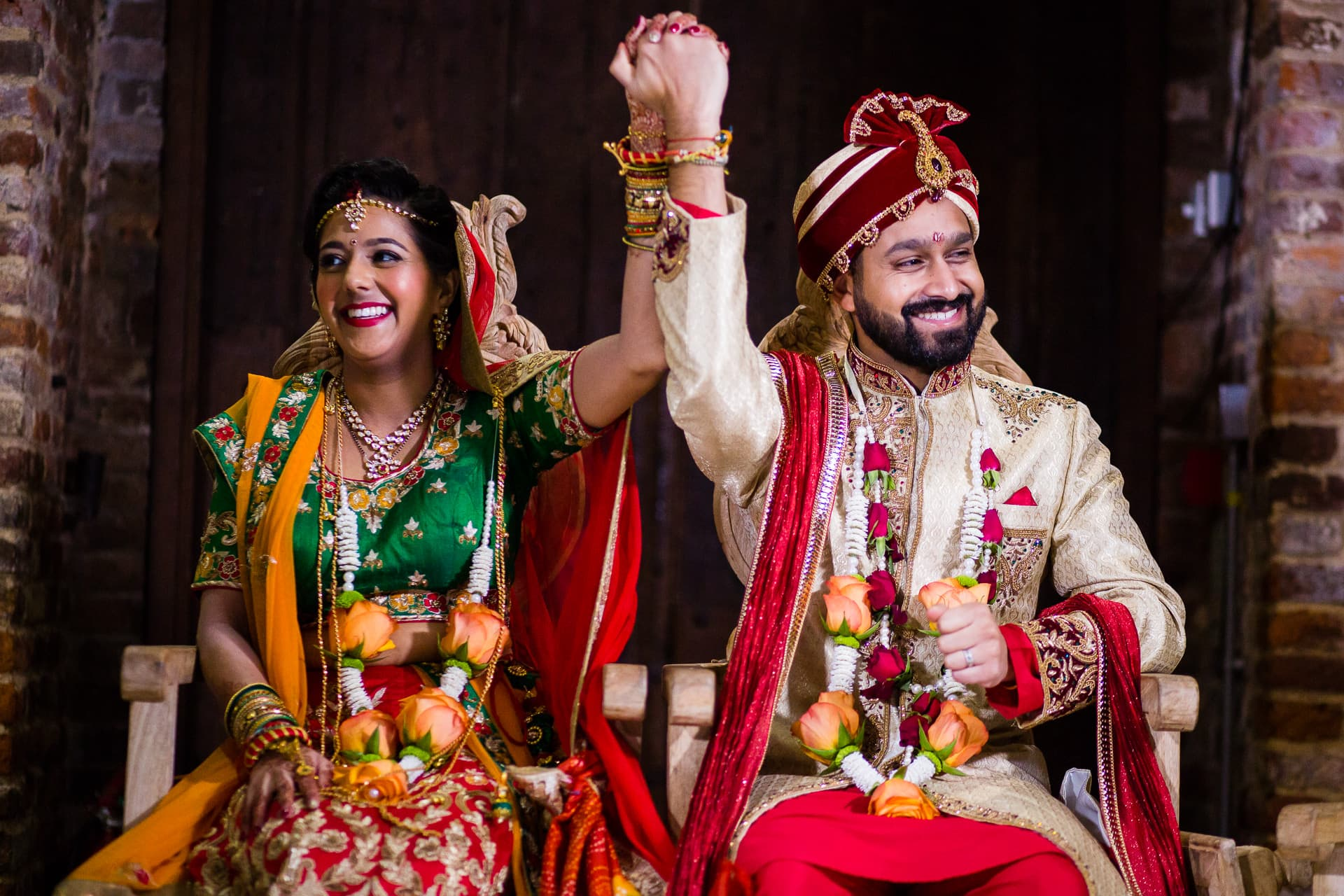 Alpa and Rahul's Wedding at Hatfield House