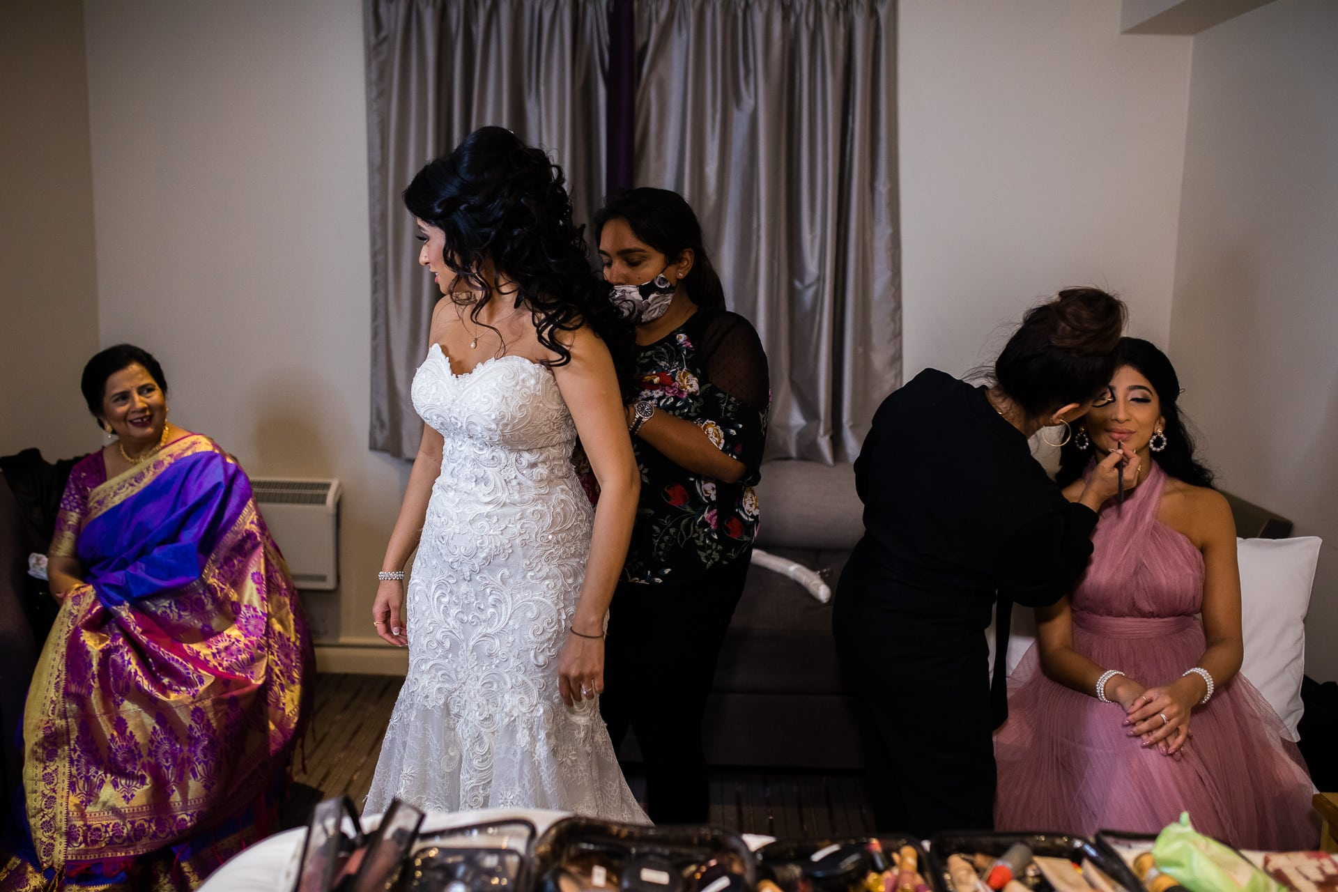 Best Asian wedding photographs of 2020