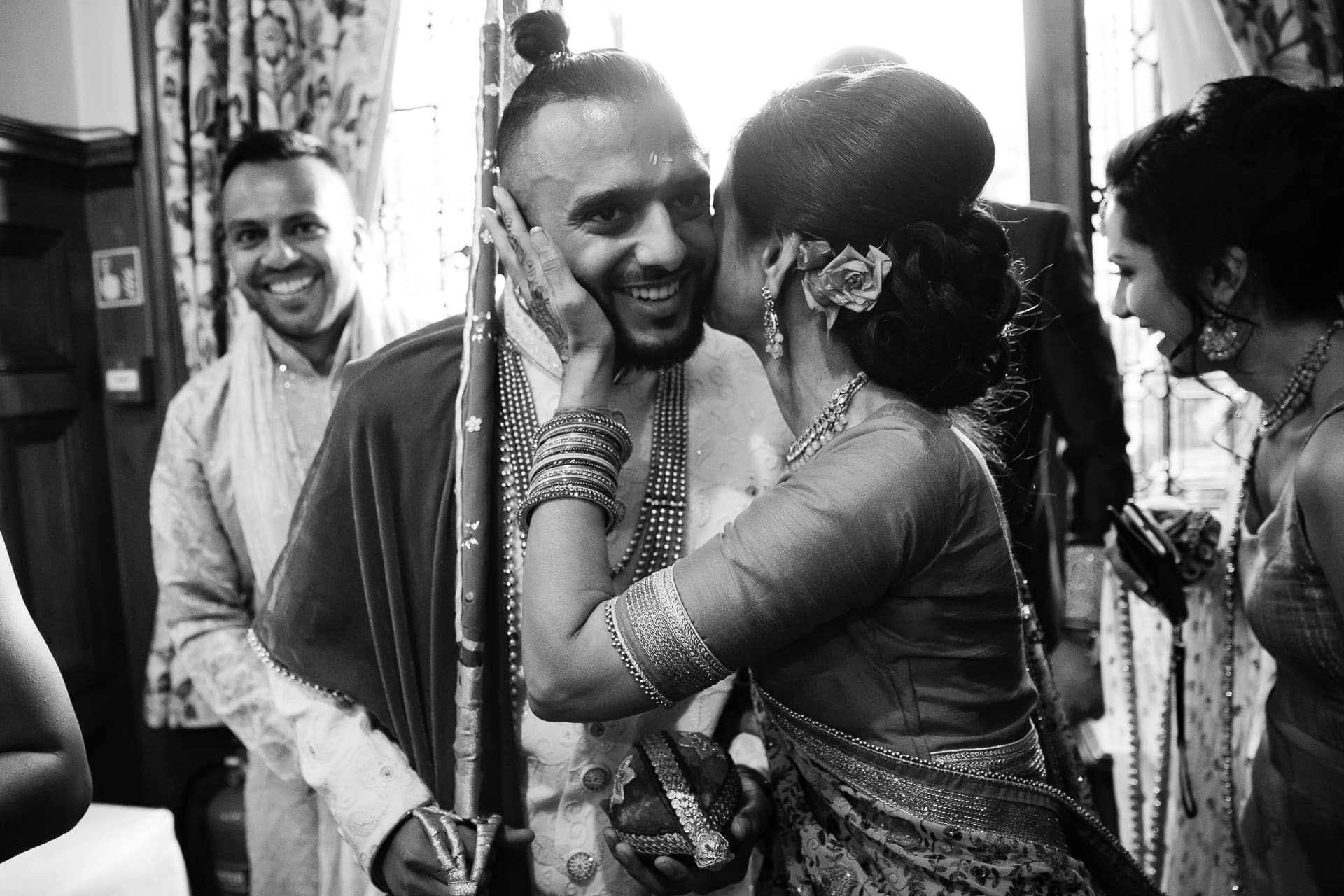 Best Asian wedding photographs by Sanjay D Gohil Photography