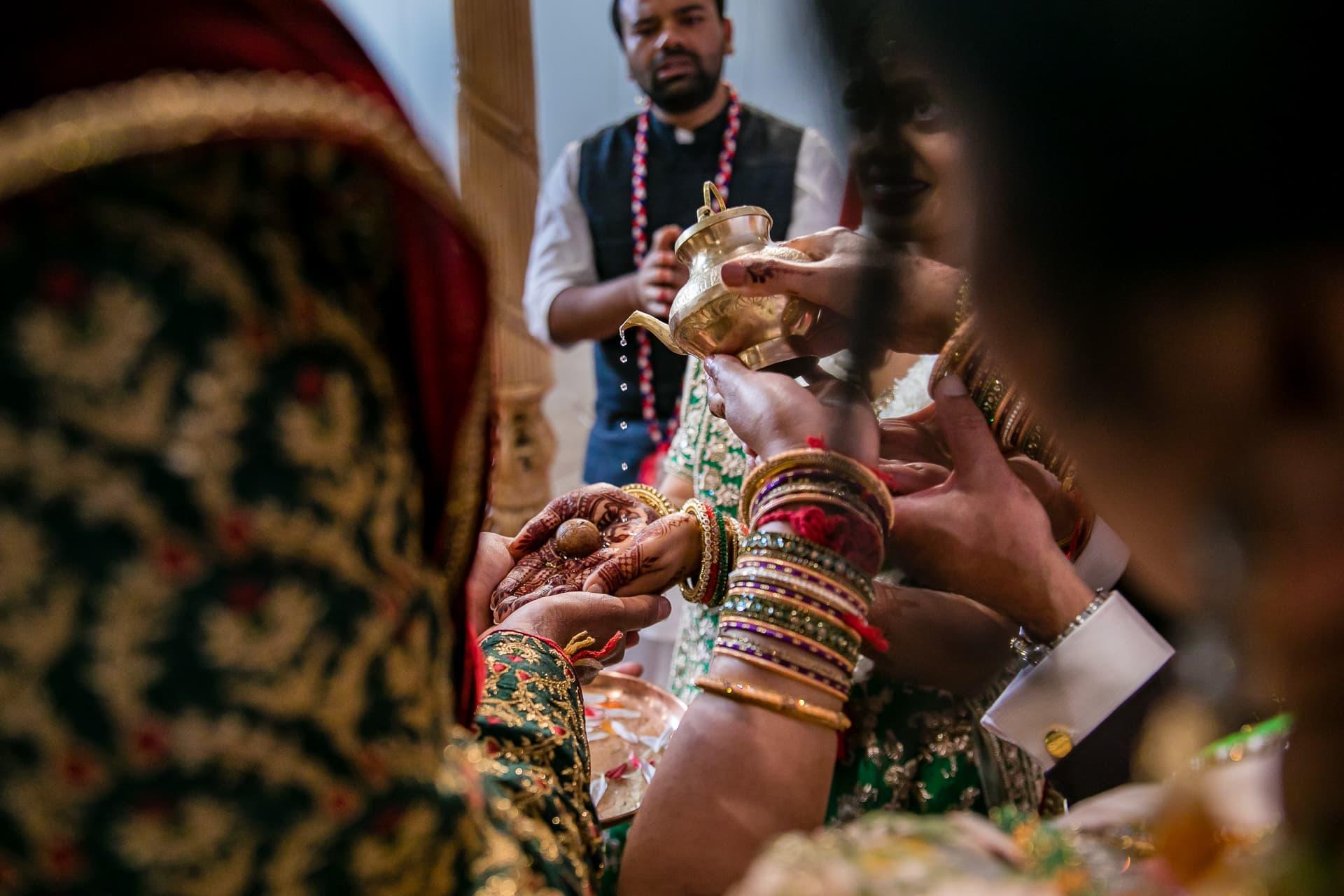 Kanyadhan ceremony