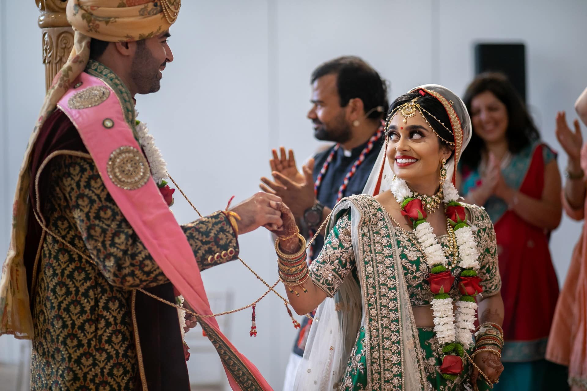 Phera at Hindu Wedding