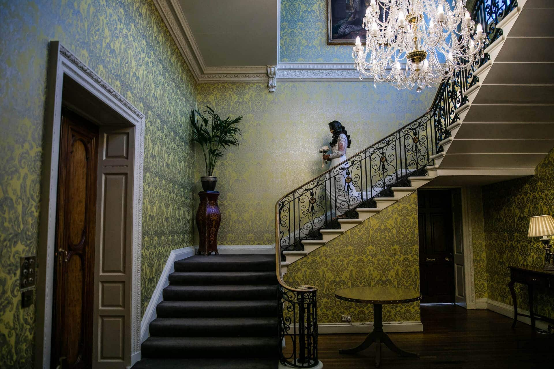 Civil wedding at Hedsor house