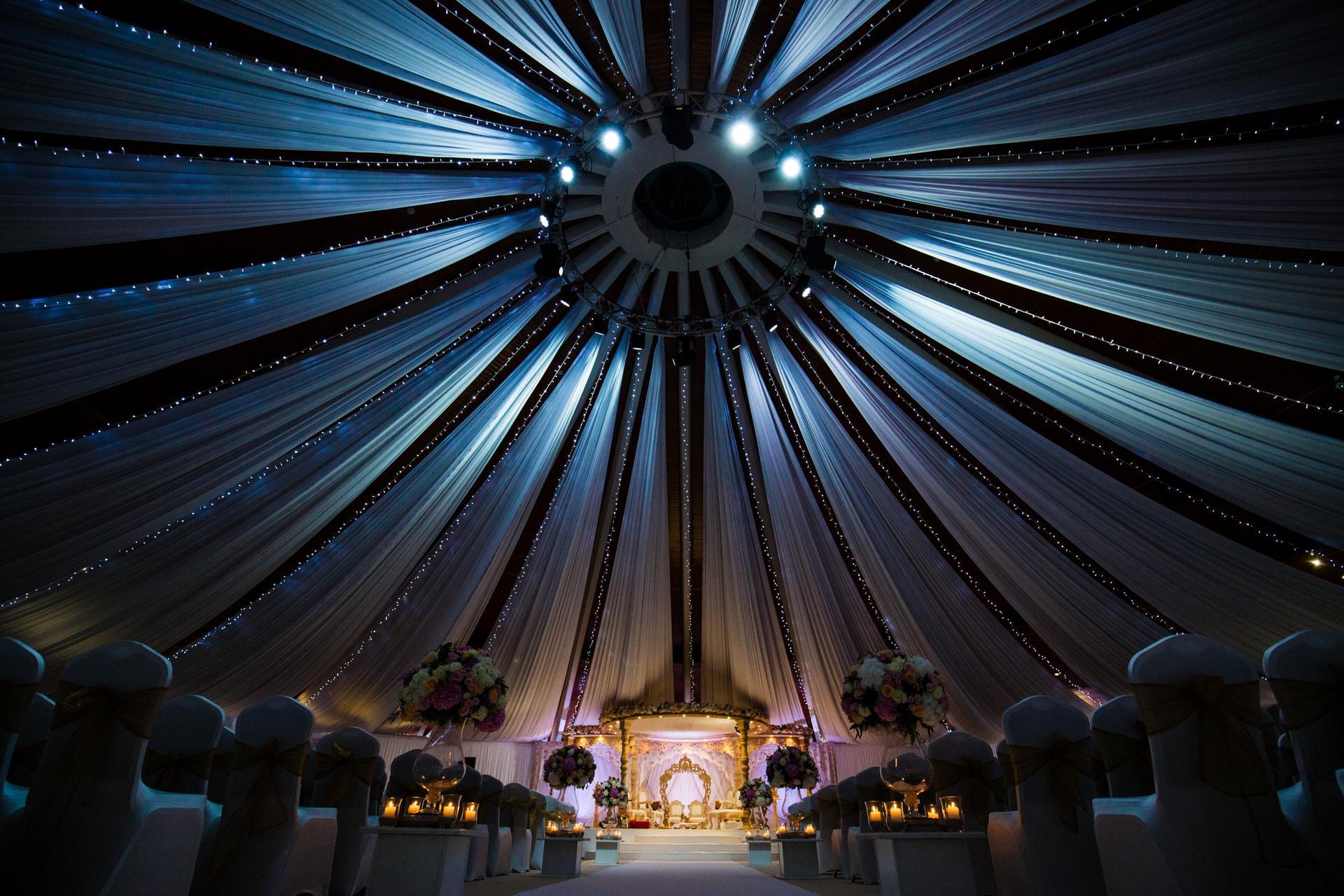 Copthorne Effingham Park Asian Wedding Venue