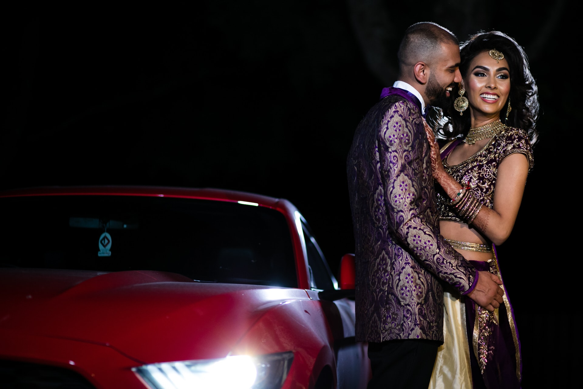 Indian Wedding portraits at Copthorne Effingham Park
