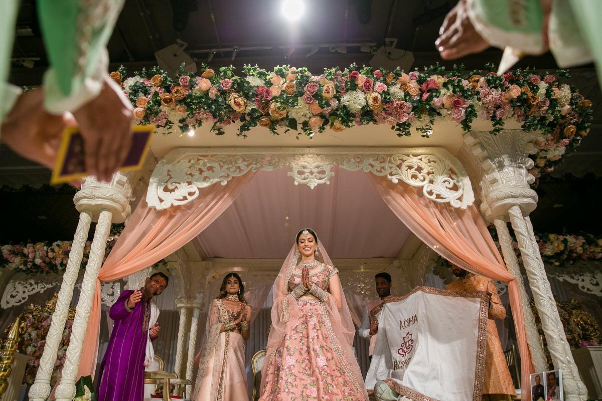 Hindu wedding bride