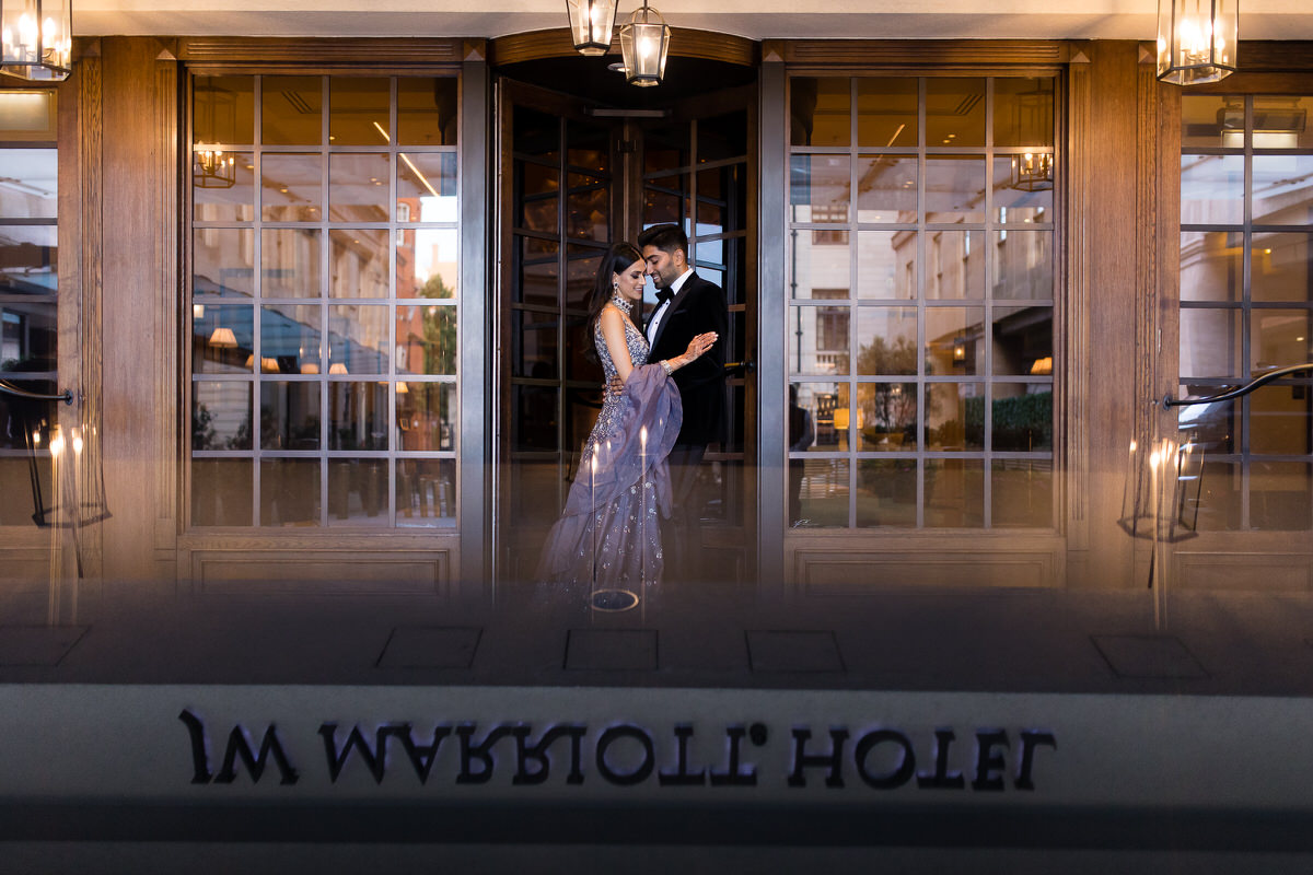Grosvenor House London Asian Wedding