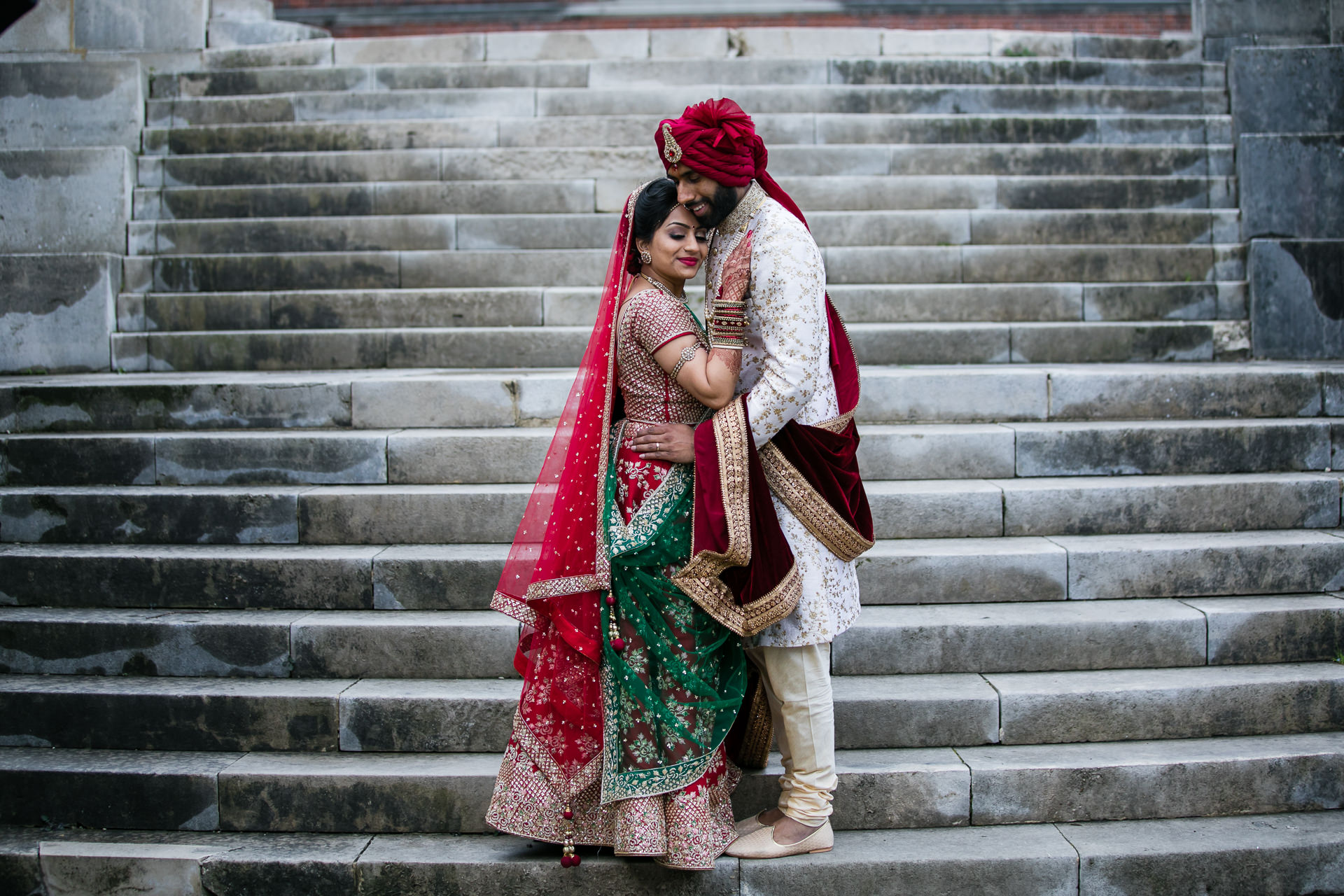 Asian Wedding portraits