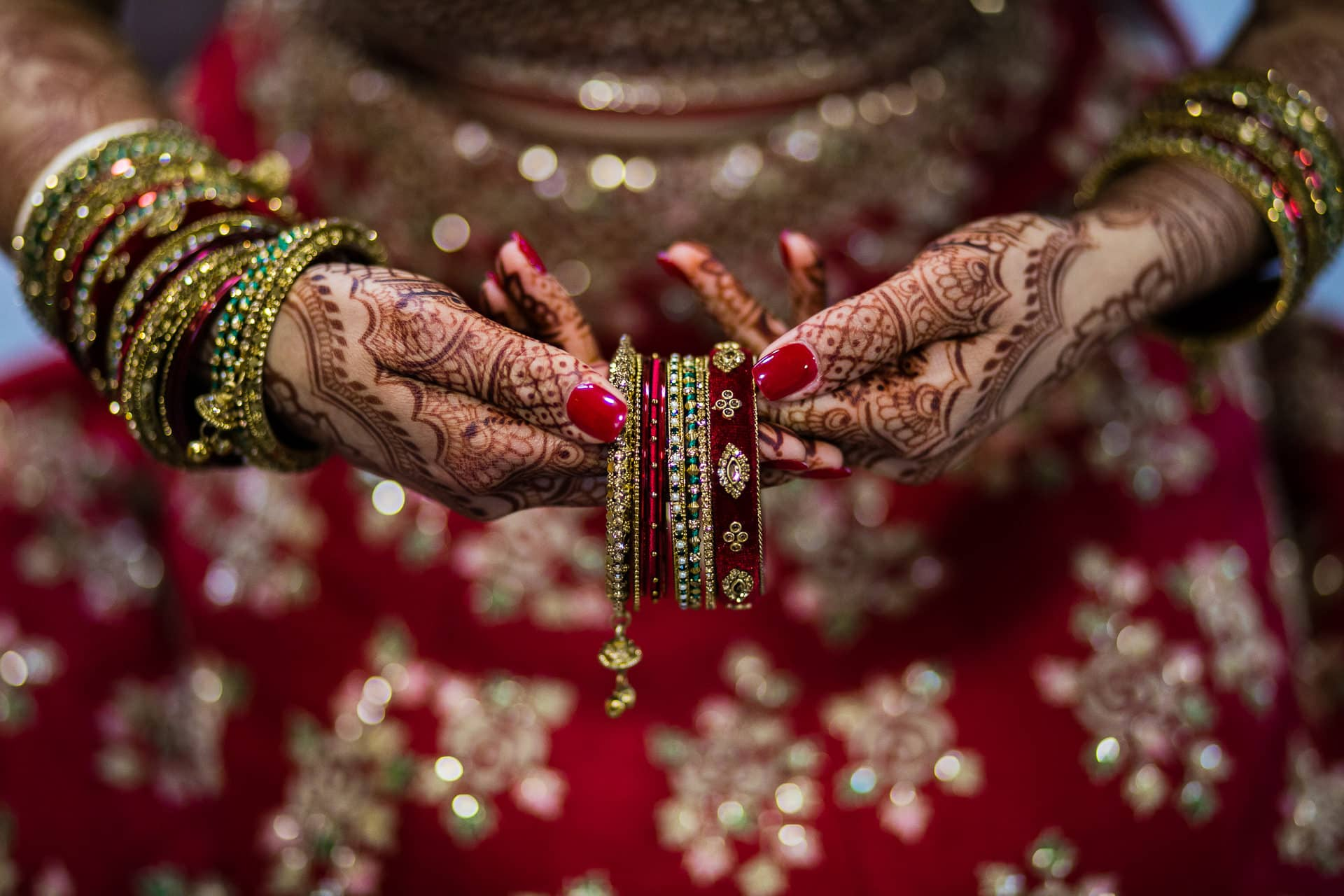 Asian Wedding bangles