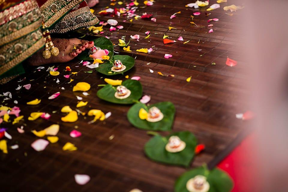 Sattapadi ceremony