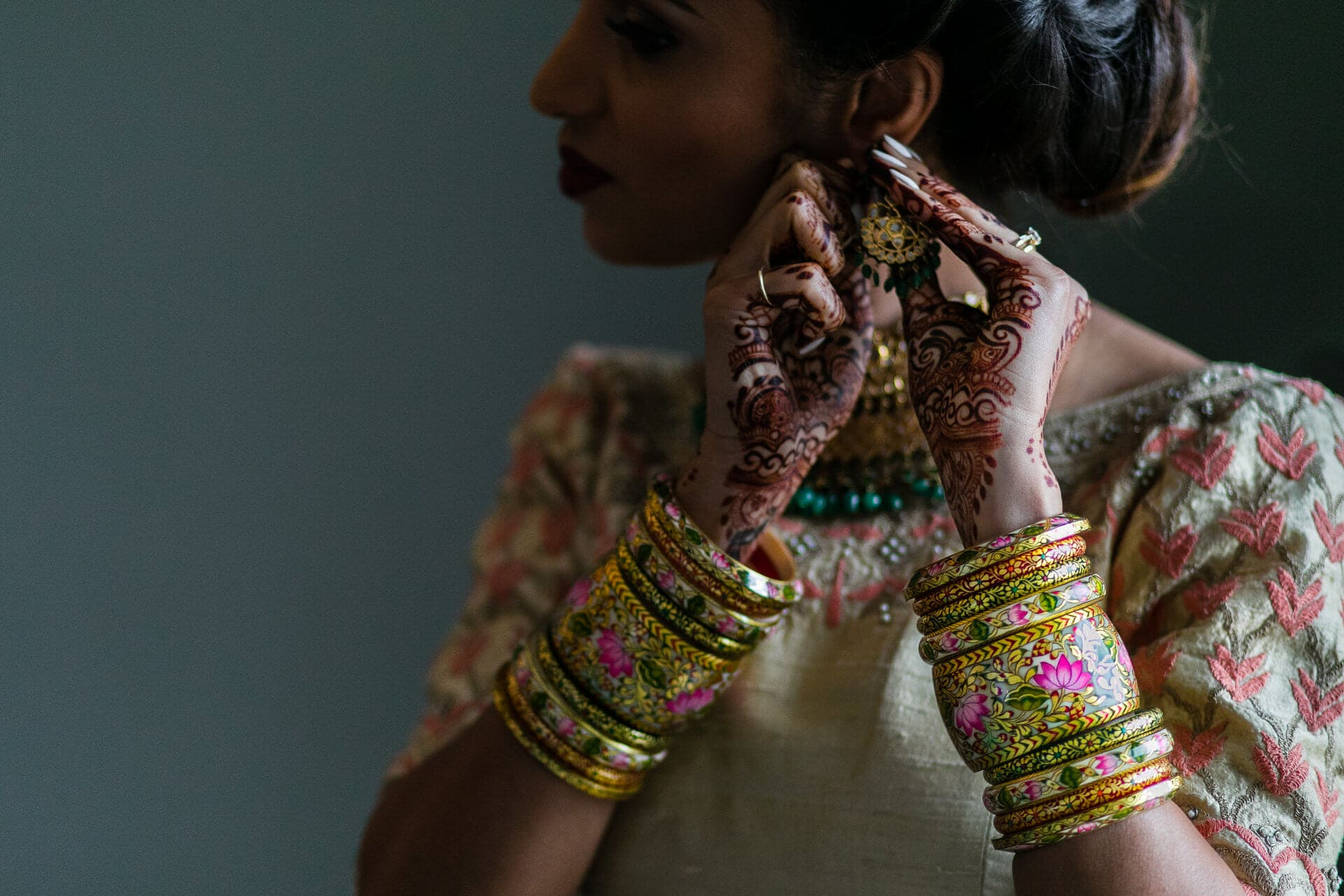 Asian wedding jewellery