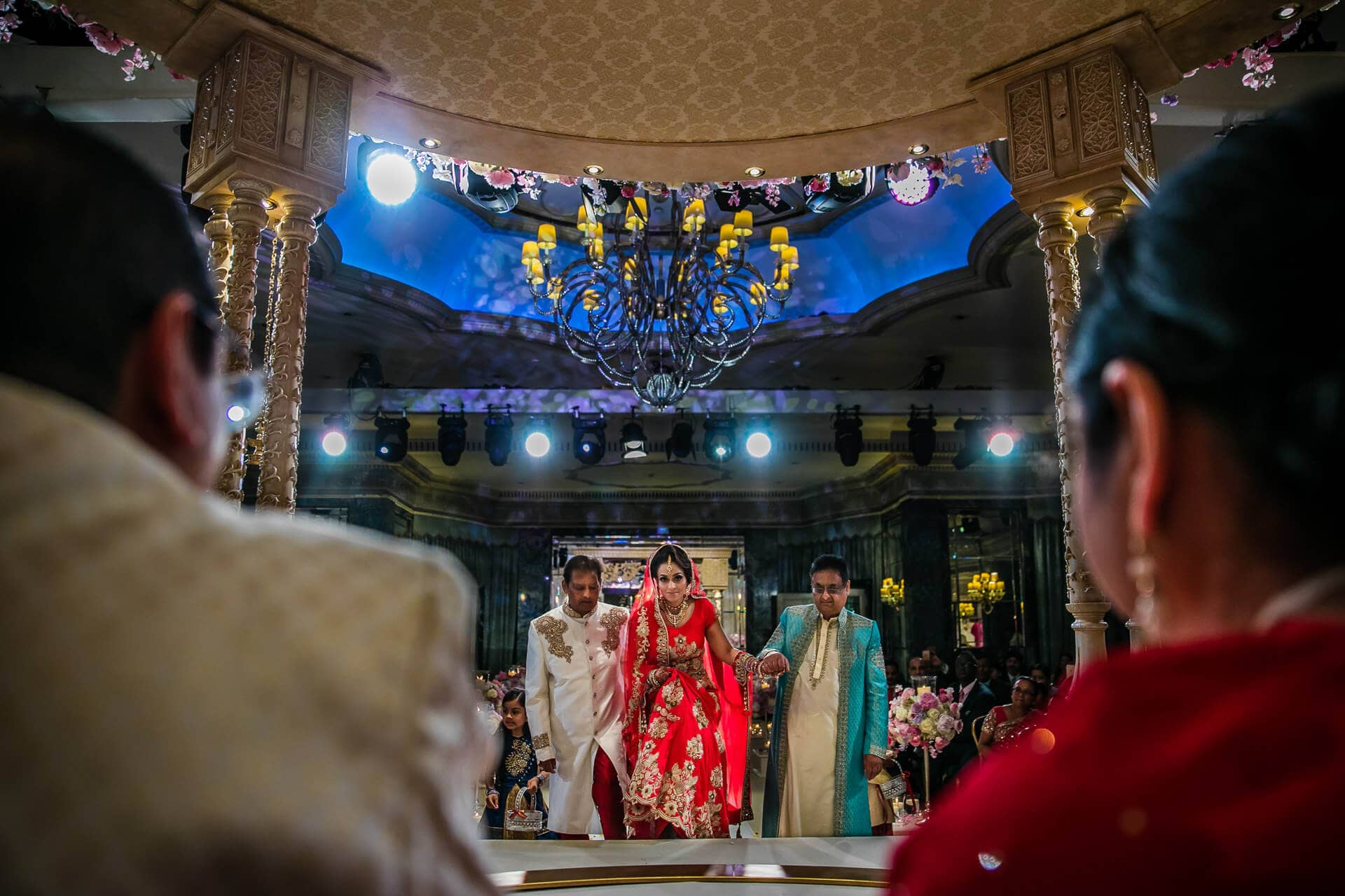 Hindu wedding at The Dorchester, London