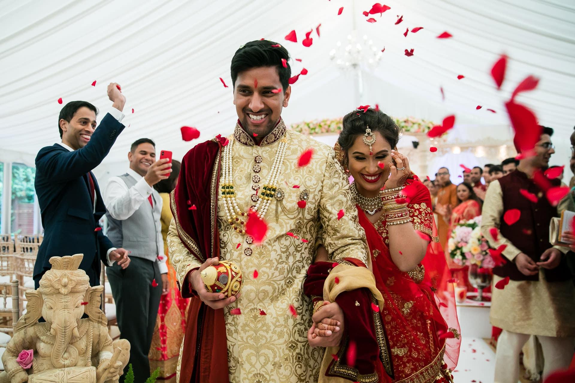 Happy Vidhai ceremony