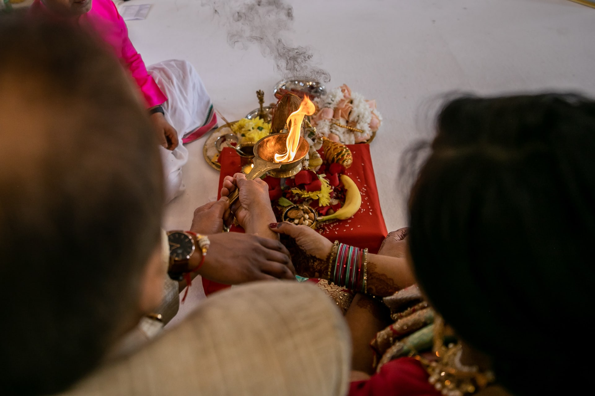 Ganesh Pooja blessings