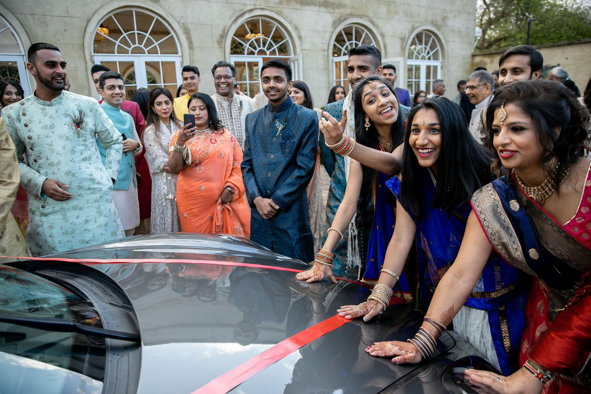 Vidhai, Hindu wedding leaving ceremony