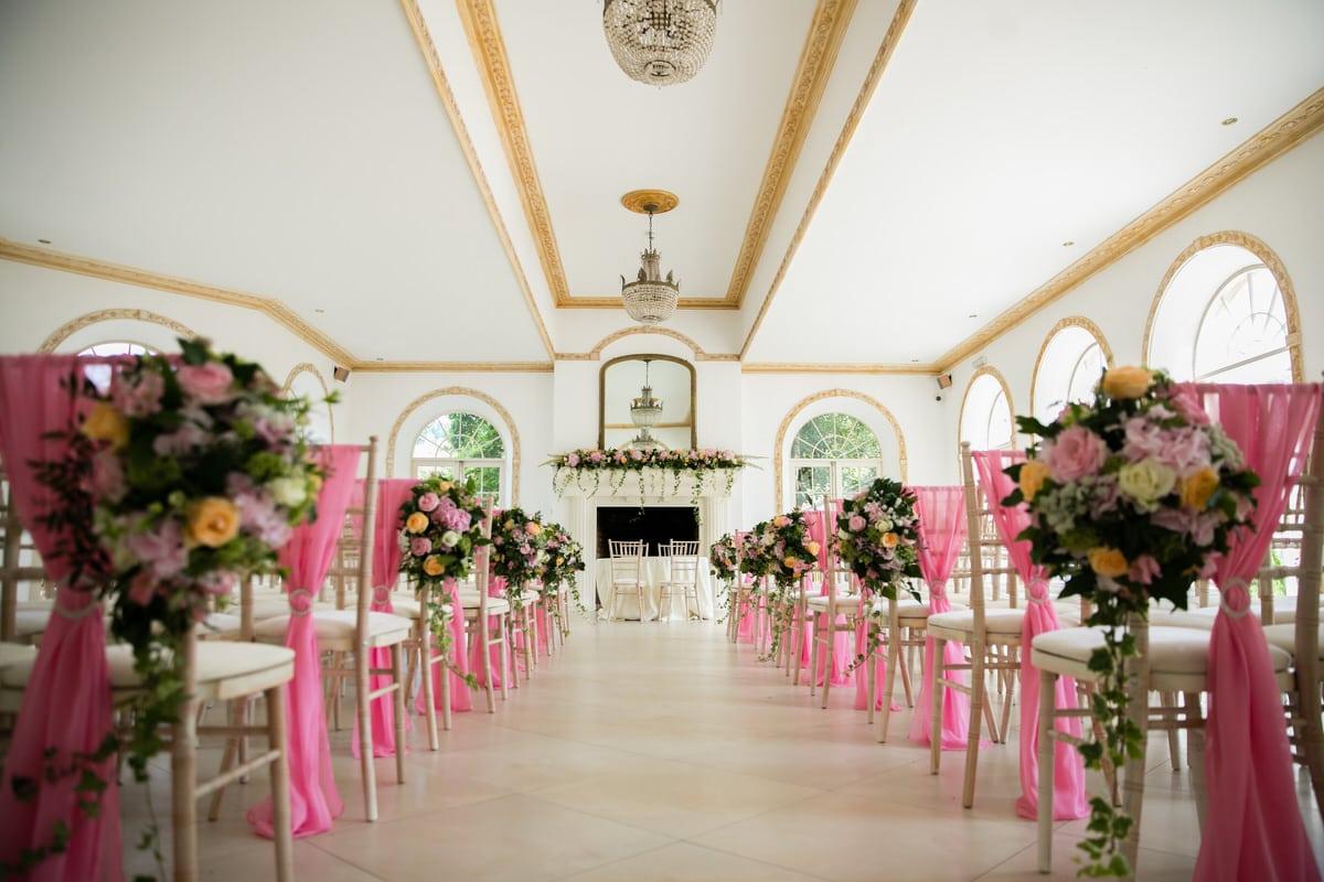 Northbrook Park Civil wedding