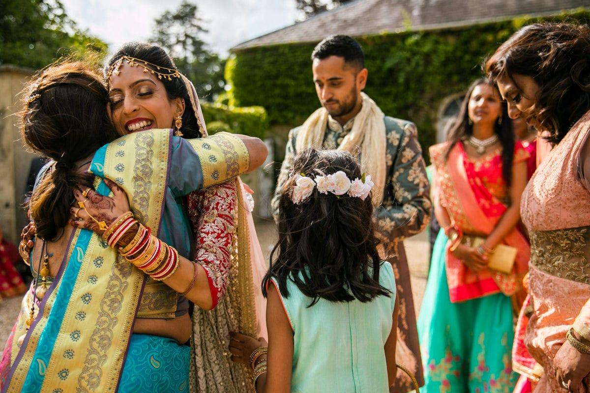 Vidhai ceremony after Hindu wedding
