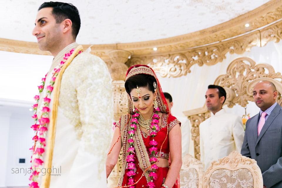 Phera ceremony during Gujarati ceremony