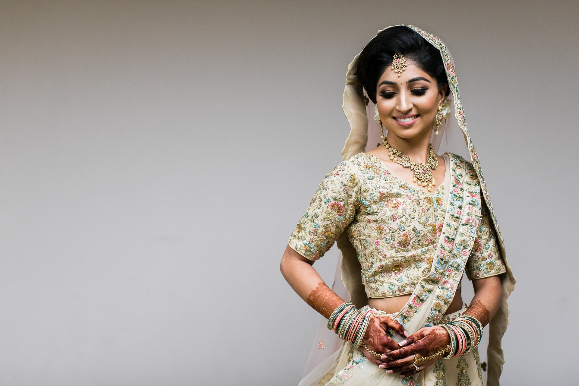 Roshni Hair and Make Up Bride