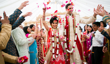 Roopa & Amar's Asian Wedding at Parklands, Quendon Hall