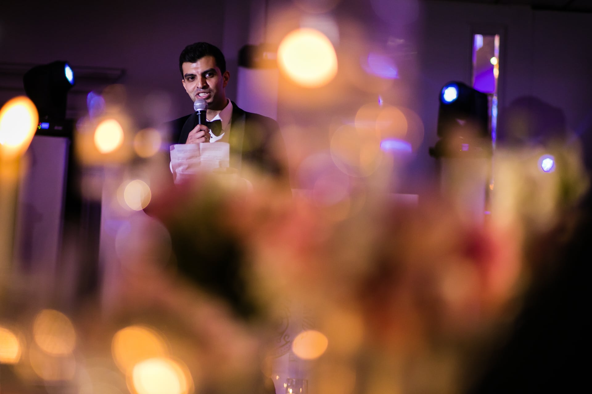 Speech by Brother of Bride