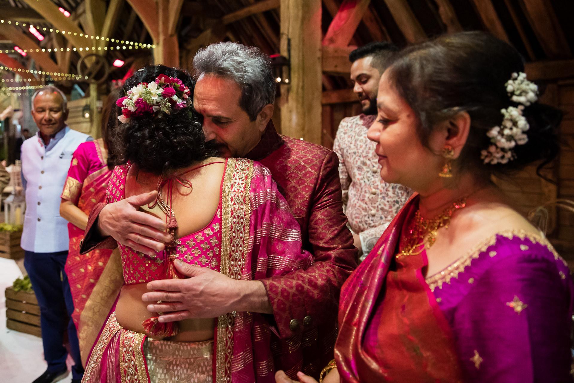 Vidhai, leaving ceremony