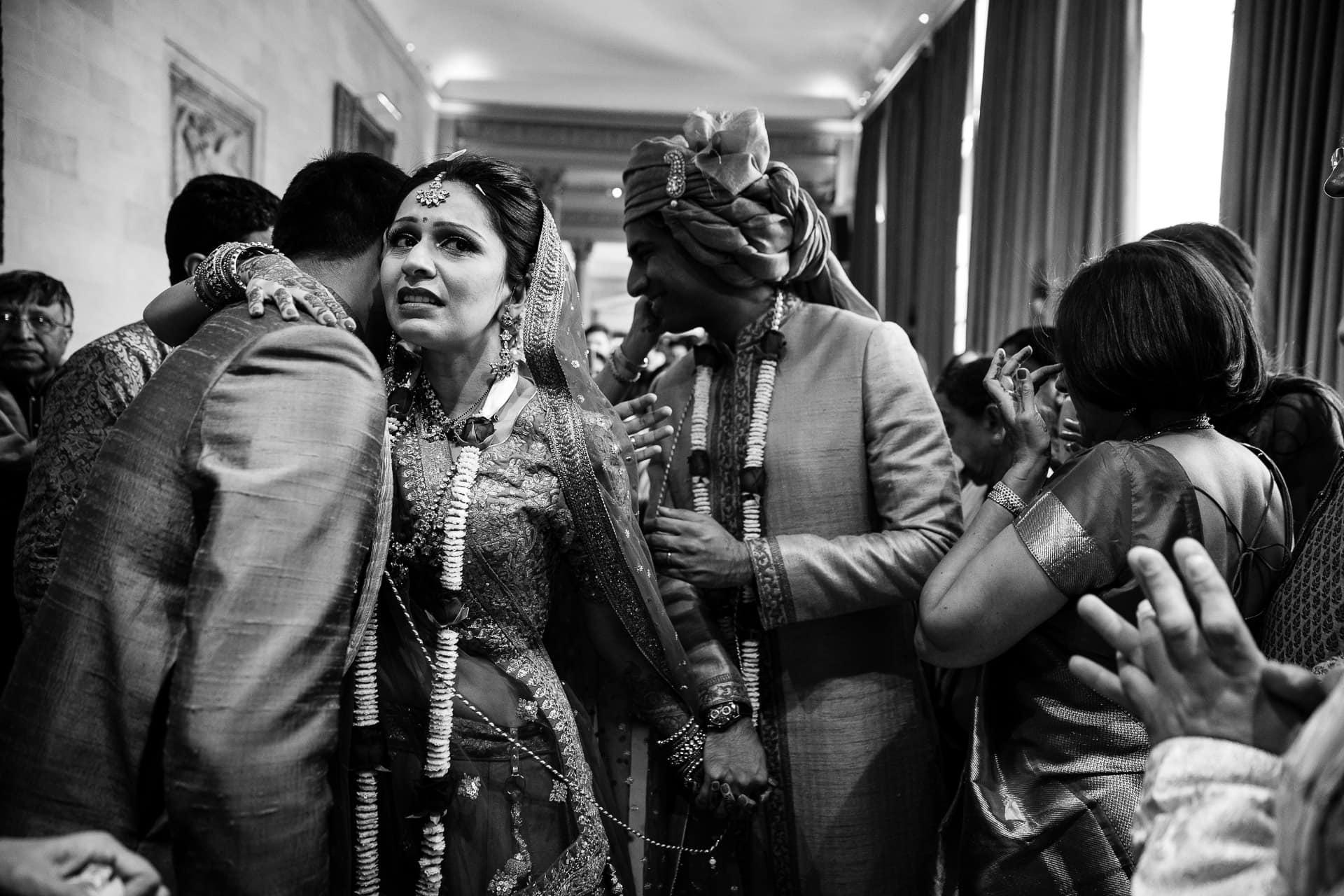 Vidhai ceremony after wedding