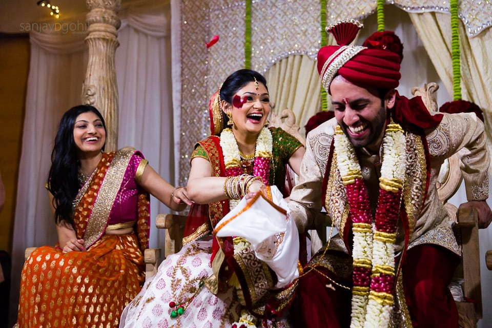 Gujarati wedding ceremony