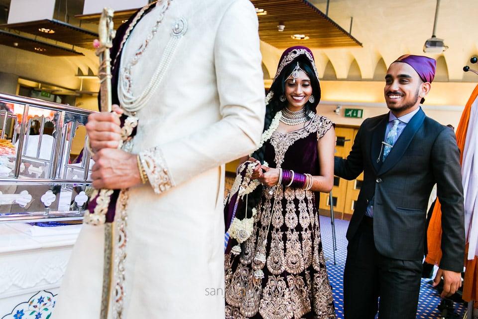 Lava Ceremony Sikh wedding