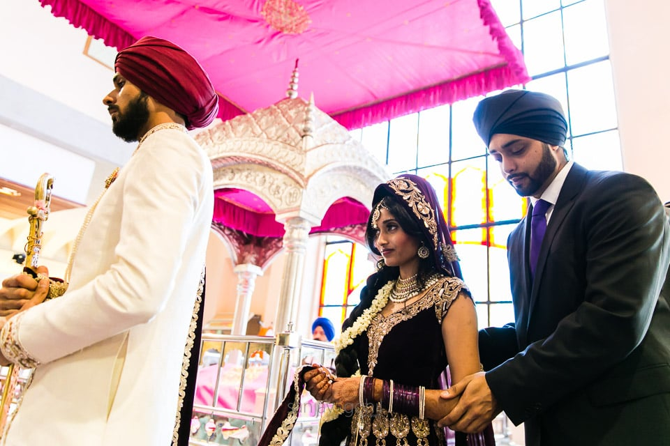 Lava Ceremony Sikh wedding