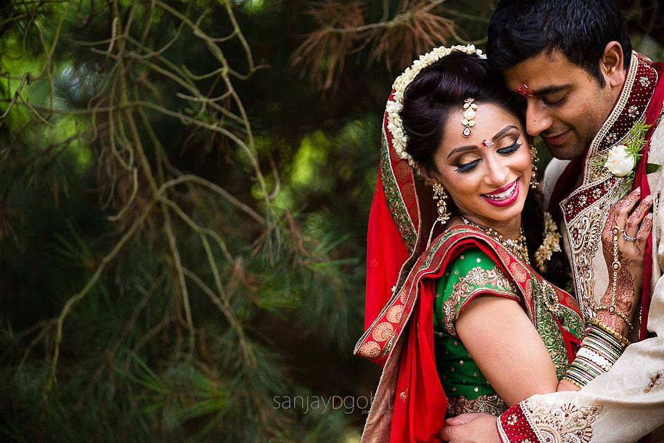 Visha & Amol's Hindu Wedding and Reception Party at Beaumont Estate, Windsor