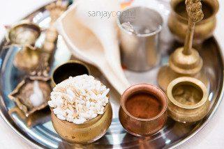 Hindu Wedding ceremony items