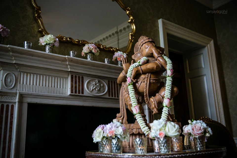 Ganesh Ji at Hedsor House