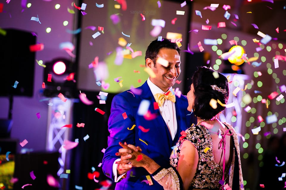 Asian Wedding first dance