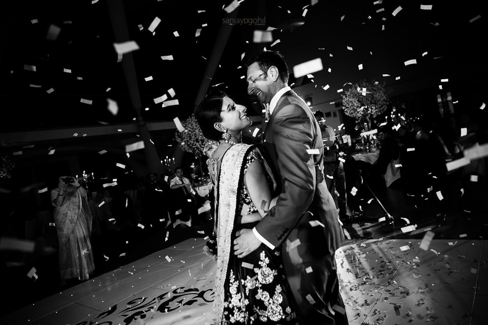 Asian Wedding first dance