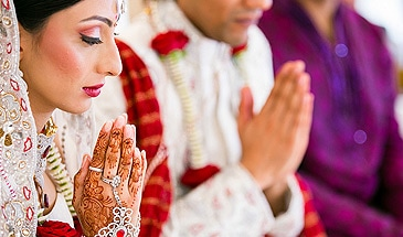 A beautiful Hindu Wedding at Parklands Quendon Hall