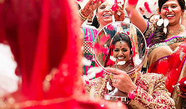 Krishna & Dhiren's Civil and Hindu wedding at The Langley in Watford