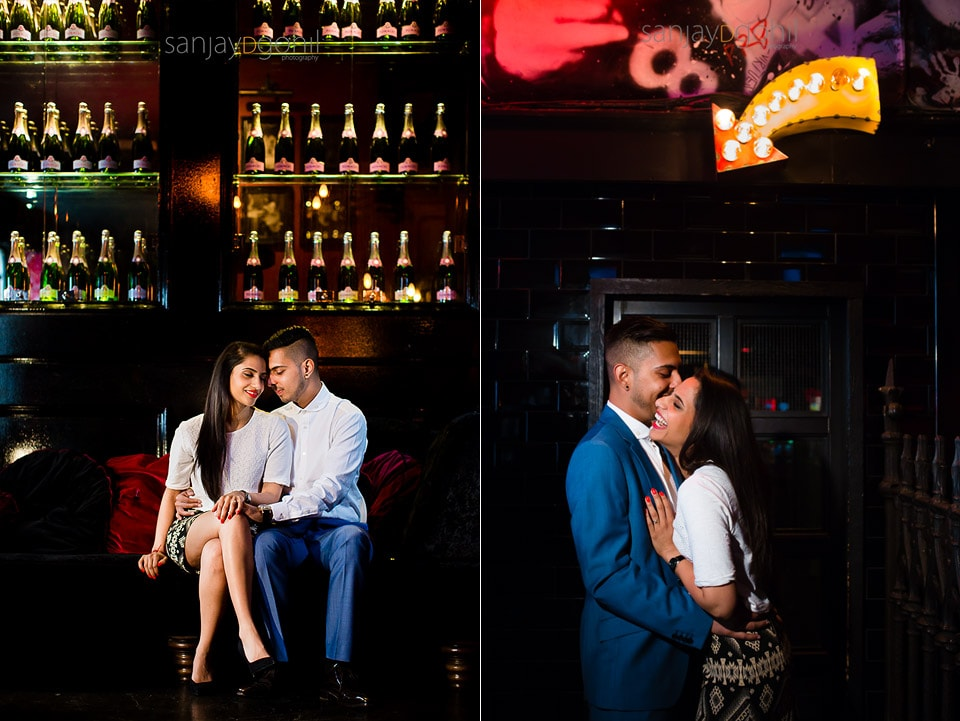 London based Pre Wedding Photoshoot