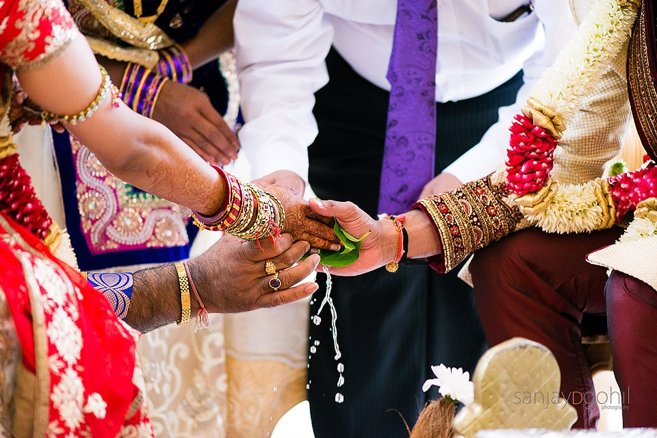 Kanyadhan ceremony