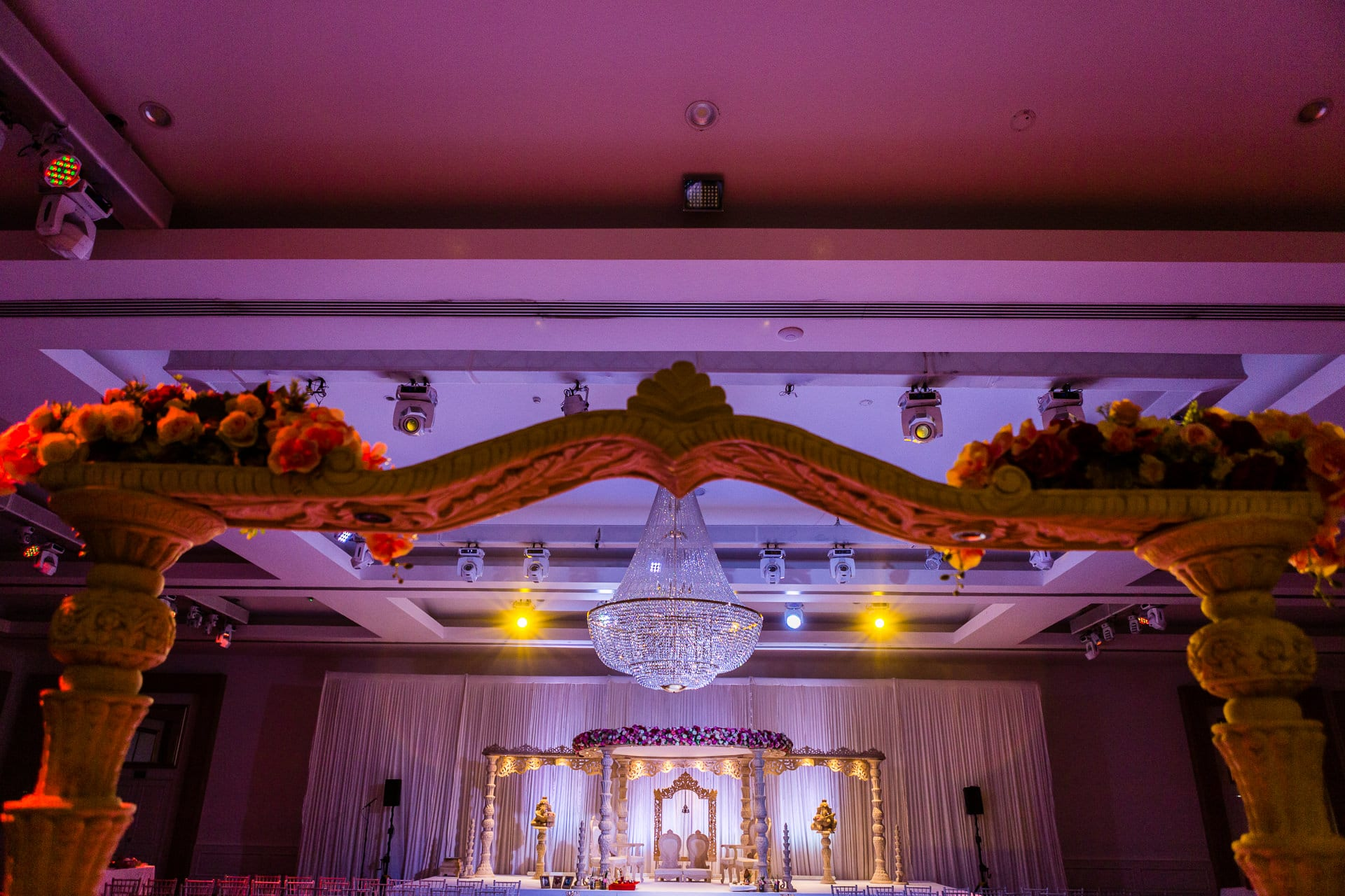 Wedding decoration by Shagun Weddings