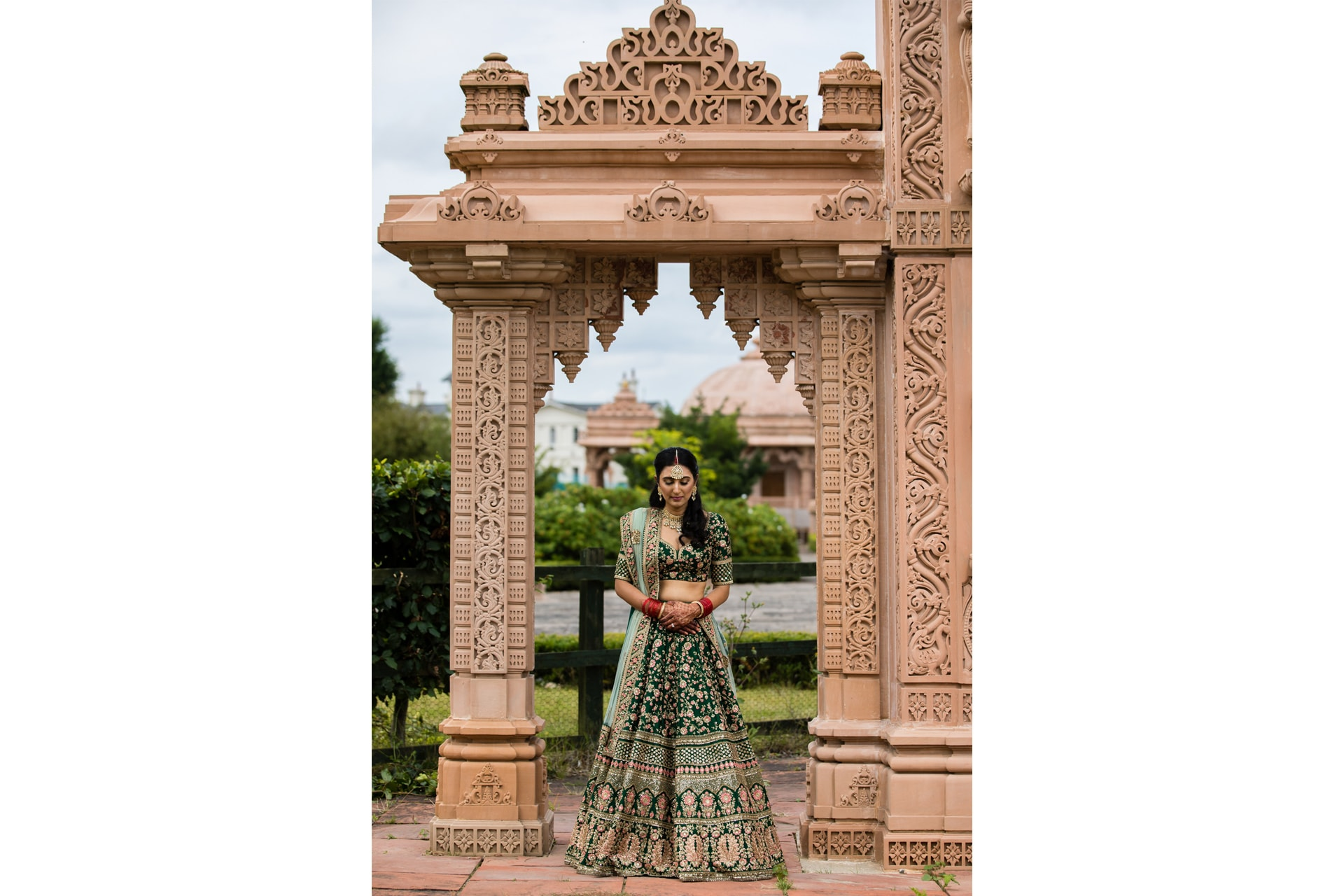 Sabyasachi Real Bride