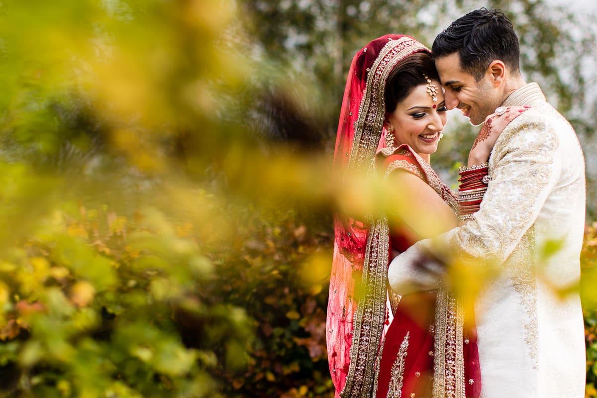 Anjalee and Suraj's Hindu Wedding at Oshwal Centre