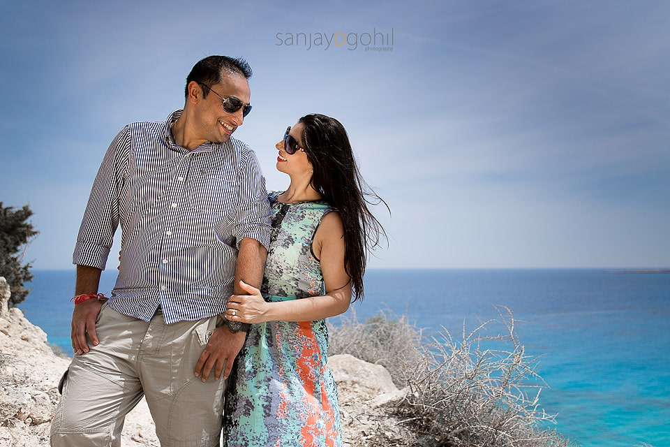 Pre wedding photoshoot in Cyprus