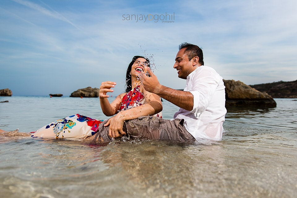 Pre wedding photoshoot